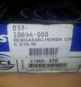 Хонда цивик d15/16 кольца