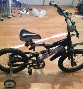 Детский велосипед Skif Junior 16F-2098A