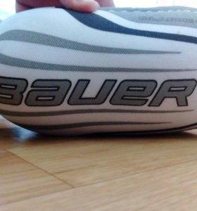 Хоккейные налокотники фирма Bauer