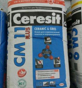 Ceresit CM 11 клей для керамической плитки.