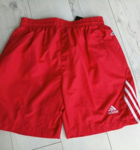 Шорты adidas красные M