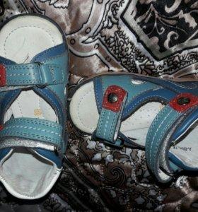 Сандали и ботинки