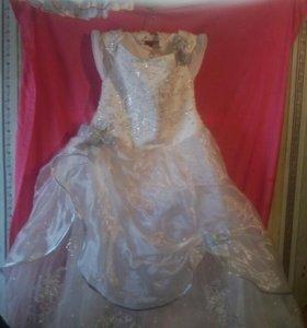 Детское торжественное платье