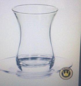 Чайные стаканы армуды