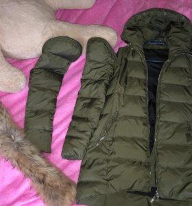 Куртка-трансформер женская демисезонная