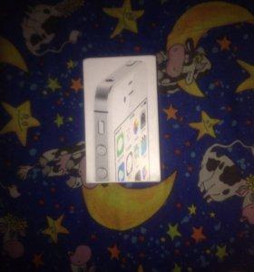 Телефон iPhone 4 s 16 gb
