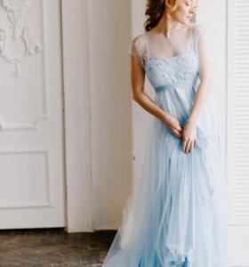 Новое свадебное платье 42-44
