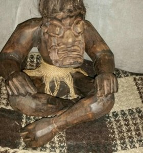 Статуэтка индейца