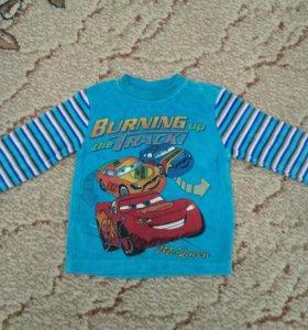 Пуловер на мальчика до 1 года