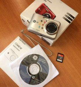 Цифровой фотоаппарат GE digital camera C1440W