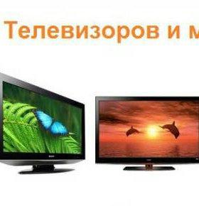 Ремонт ЖК телевизоров и мониторов