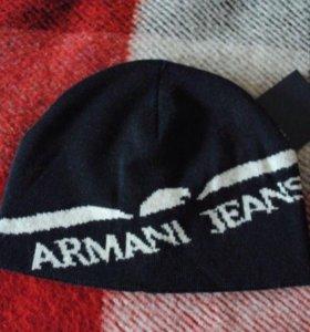 Шапка Armani новая