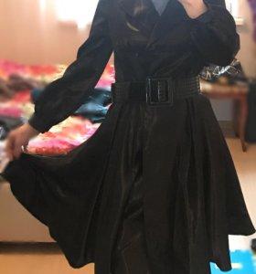 Плащ-платье