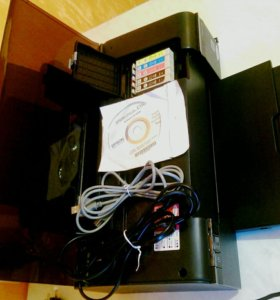Принтер Epson Stylus C 110 , B 421 A
