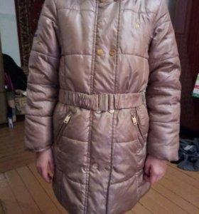 Отдам куртку и сапоги на девочку