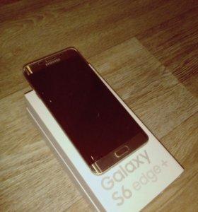 Продаётся Samsung Galaxy S 6 edge+