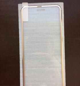 3D защитное стекло на iPhone 6/6S