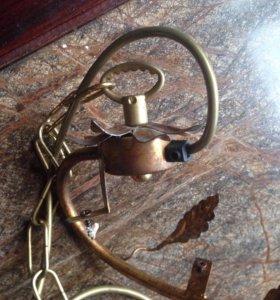 Старинный светильник ( бра)