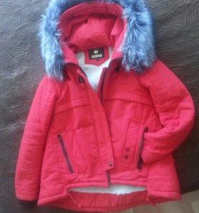 Куртка(парка) деми