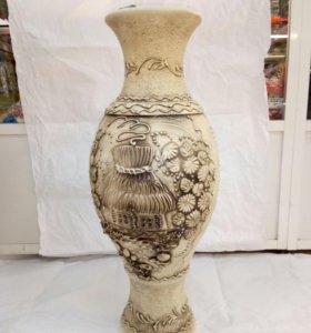 ваза напольная