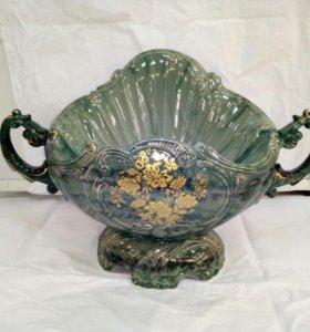 напольная ваза -ракушка