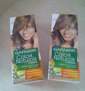 Краска для волос 2шт .