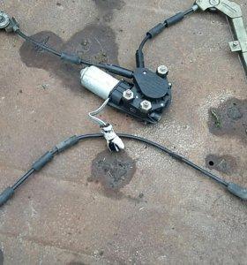 Электроподьемники передние калина
