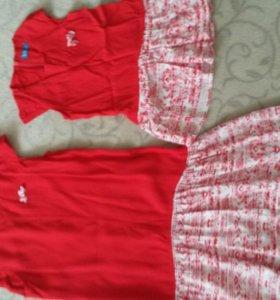 Два детских платья