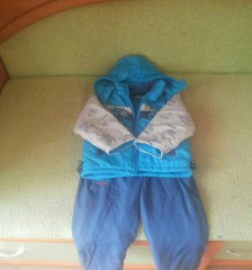 куртка и брюки для мальчика