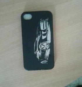 Накладка айфон 4s