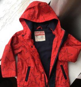 Куртка детская 3-4 года