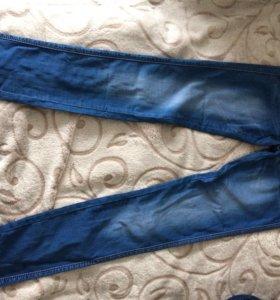 Брюки джинсовые Новые