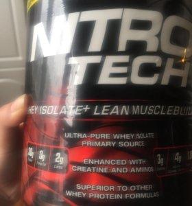 Nitro Tech протеин шоколад
