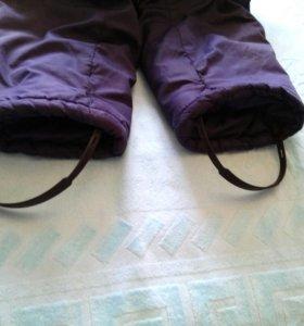 штаны осень- зима. на рост ,-104- 110