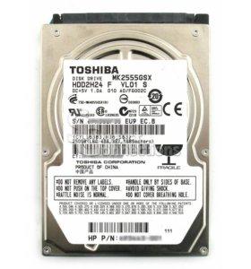 Жёсткий диск 250GB Торг