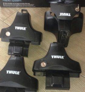 Крепления для багажника с установочным комплектом