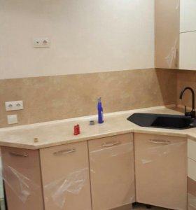 Ремонт старых кухонь ,реставрация,установка