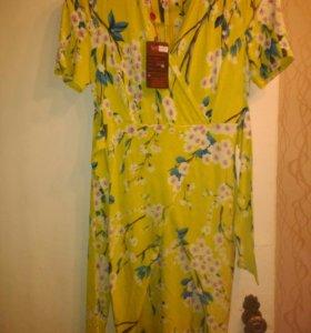Летнее новое платье для будущей мамы