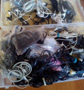 Гарнитуры и наушники для телефонов
