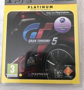 Игра для PS3 Gran Turismo 5