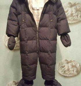 Зимний комбинезон Burberry