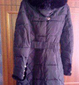 Зимняя куртка хорошим состоянием