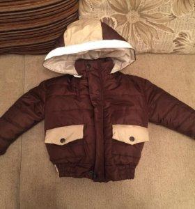 Демисезонная куртка новая
