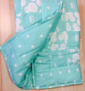 Стёганое одеяльце в наличии и под заказ