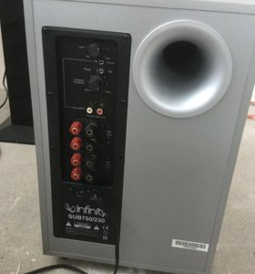Комплект акустики (5.1) Infinity TSS-750LT/ 230