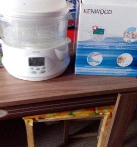 Пароварка kenwood