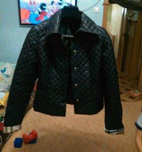 Куртка новая осень