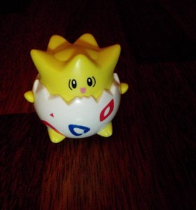 Togipi pokemon happy meal McDonald's