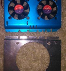 Охлождение для жёсткого диска