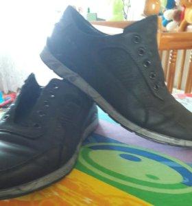 Подростковые туфли размер. 39